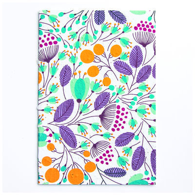 Growing Paper Blossom Card