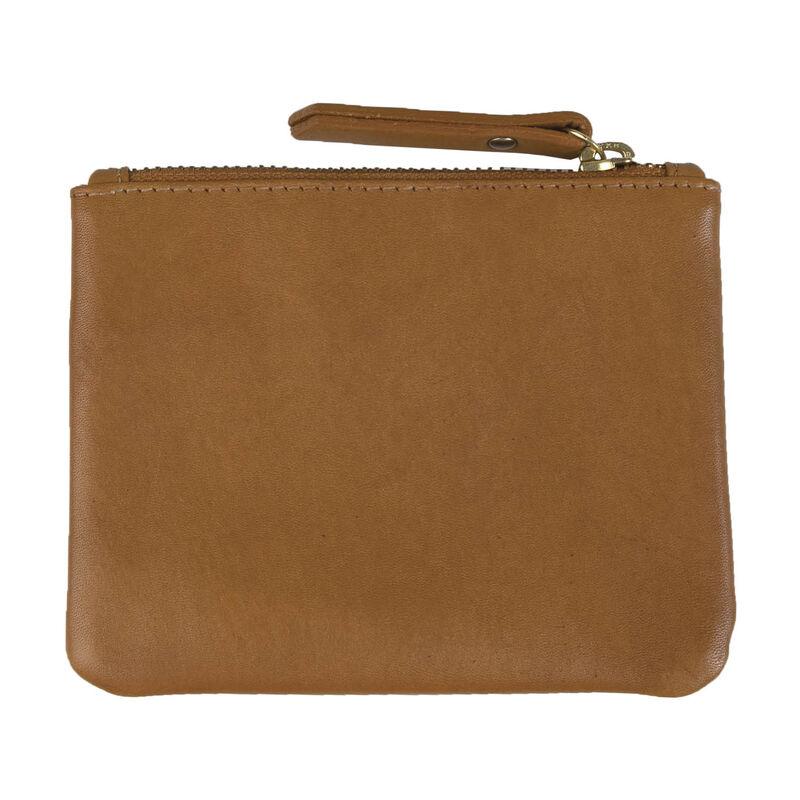 Moira Small Leather Pouch -  eggyellow