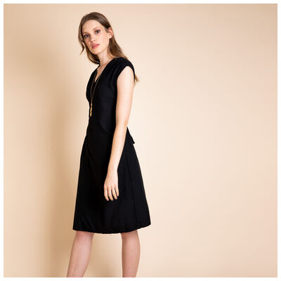 Gigi Wrap Dress