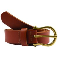 Halle Basic Belt -  tan