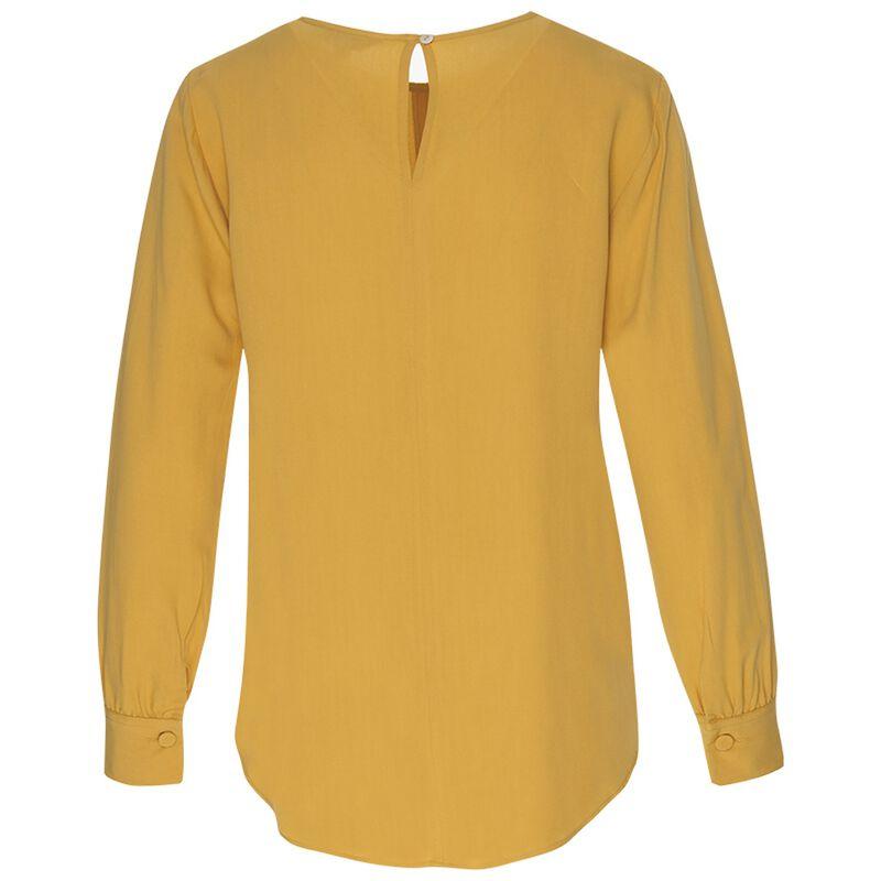 Addison Blouse -  yellow