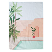 Architectural Tea Towel -  assorted