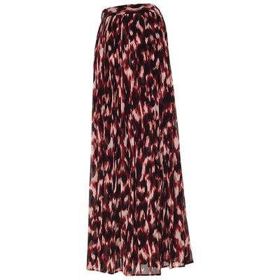Larkin Pleated Skirt