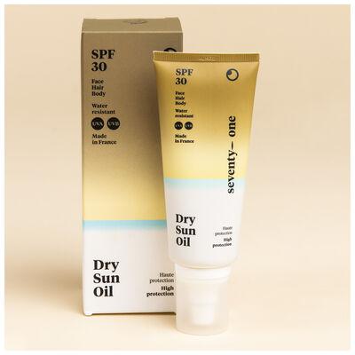Dry Sun Oil SPF 30
