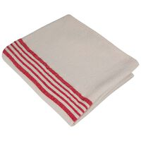 Barrydale French Country Red Tablecloth -  stone-red