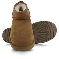 Ugg Classic Ultra Mini II Boot  -  camel