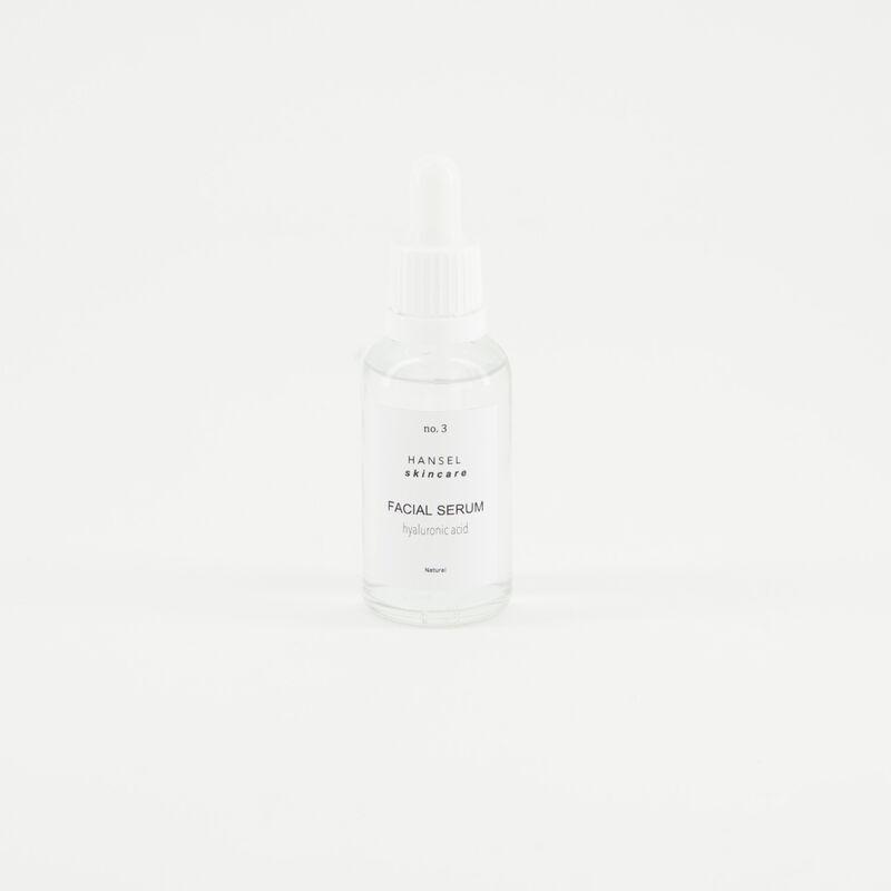 Hansel Hyaluronic Acid Facial Serum -  c09