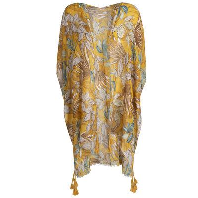 Mariyah Floral Kimono