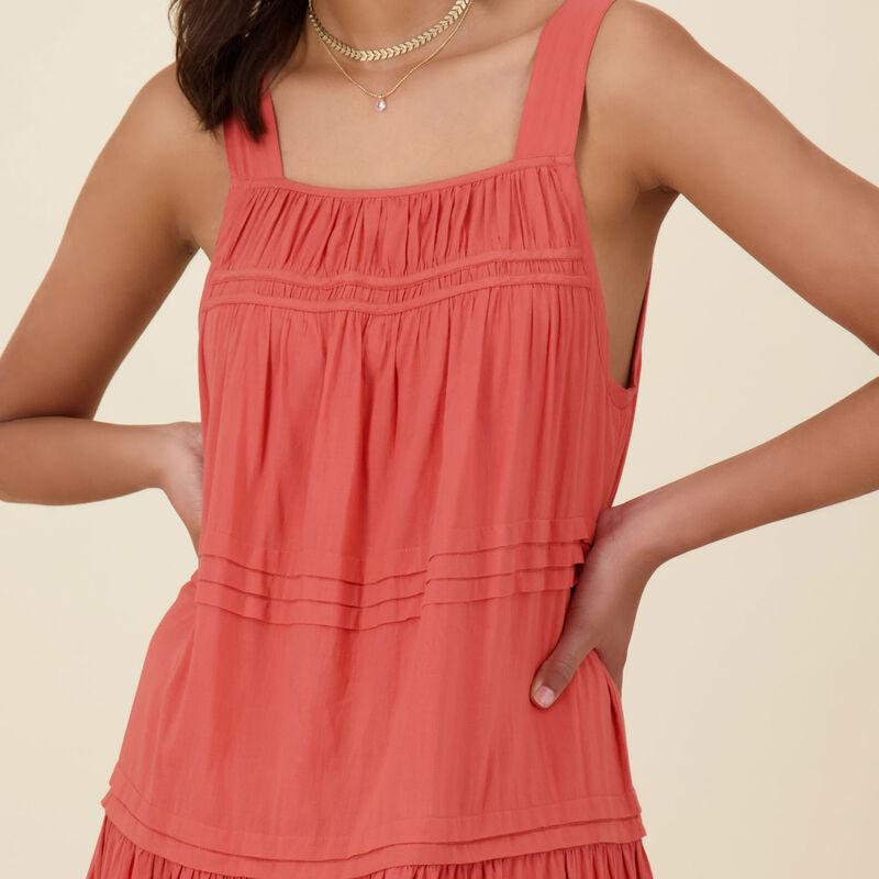 Kieran Maxi Dress -  pink