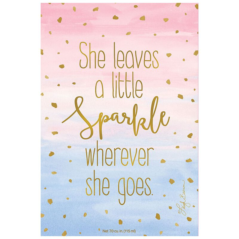 She Leaves A Sparkle Scented Sachet -  nocolour