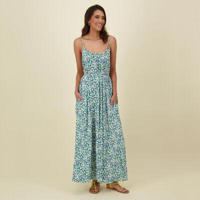 Adina Fit & Flare Dress