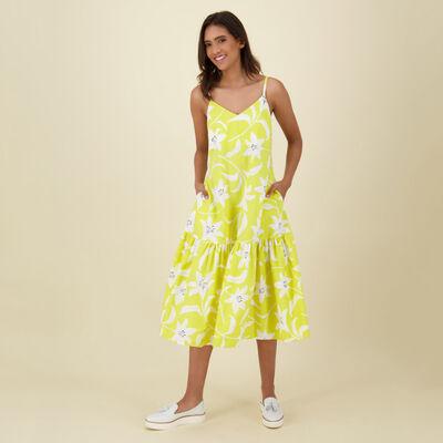 Laura A-Line Dress