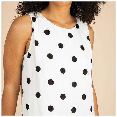 Mariah Spot Dress
