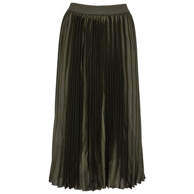Elida Pleated Skirt
