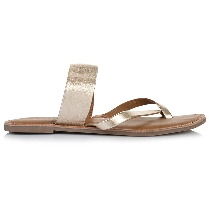 Rare Earth Ladies Tiana Sandal -  gold