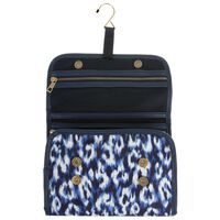 Estelle Cosmetic Bag -  blue