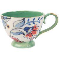 Kapula Sage Floral Mug -  assorted