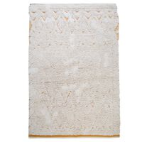 Ochre Design Rug -  assorted