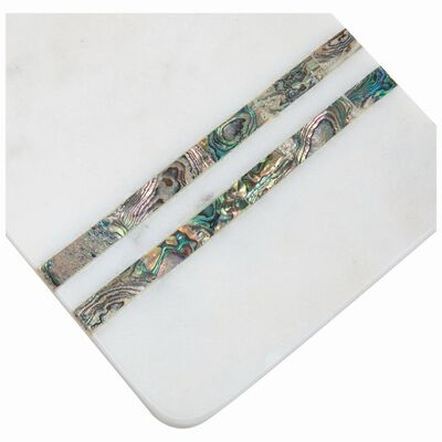Mother of Pearl Strip Marble Paddle Board