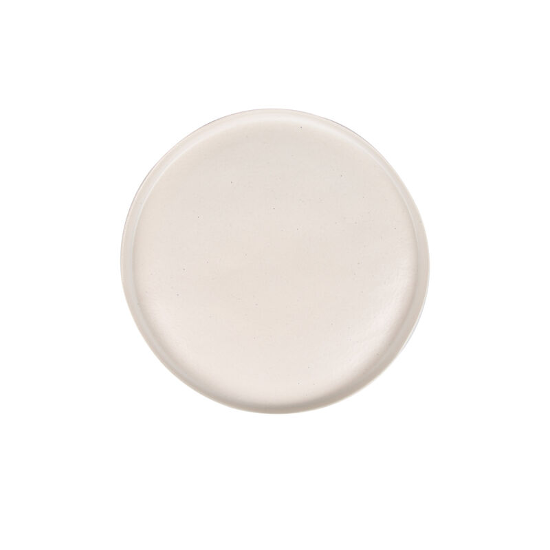 Pret-a-Pot Blom Side Plate -  milk