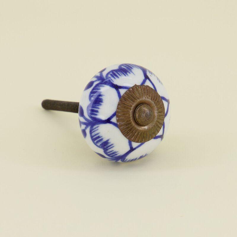 Prussian Flower Knob -  dc5400