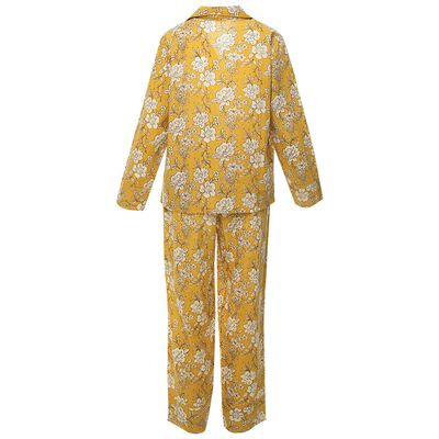 Ashley Yellow Pyjama Set
