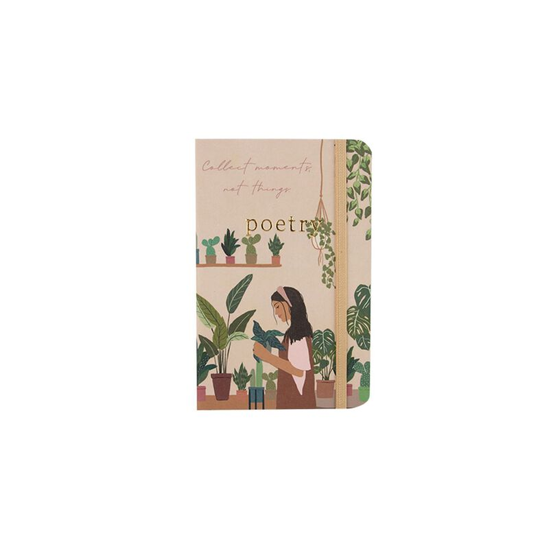 Collect Moments Notebook  -  assorted