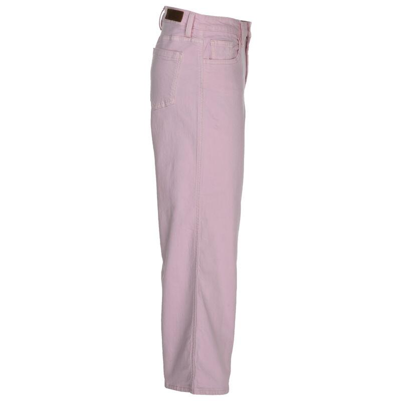 Mikey Wide Leg Denim -  pink