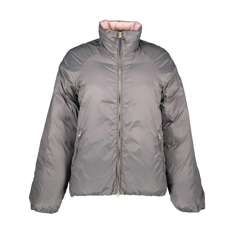 Cara Reversible Down Jacket -  pink