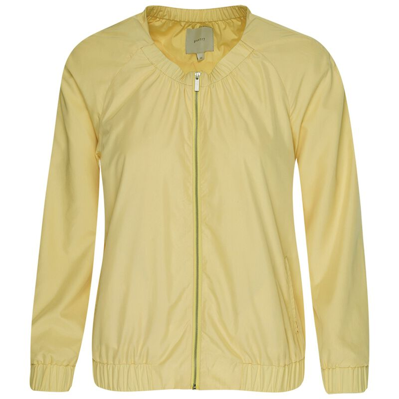 Eirene Bomber -  yellow