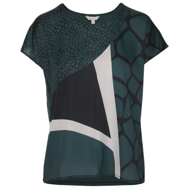 Coco Boxy Top -  green