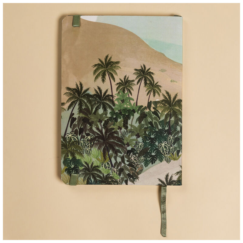 Martinique Notebook -  assorted