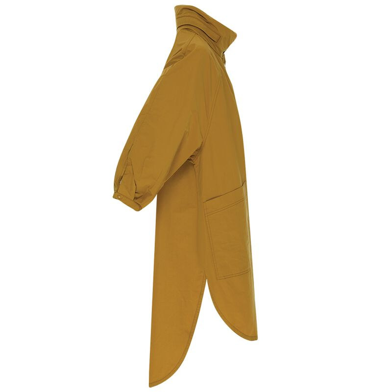 Claudia Parka -  yellow-yellow