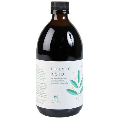 Fulvic Acid Liquid