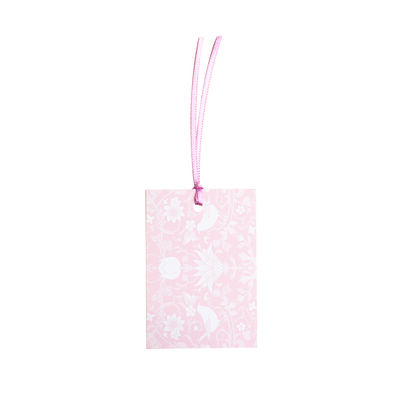 Blush Chintz Tag