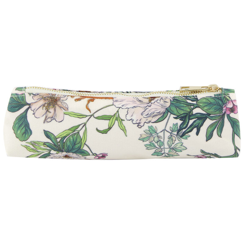 Angie Cosmetic Bag -  green-milk