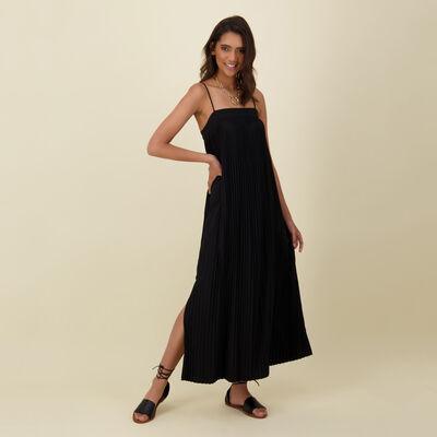 Marin Pleat Dress