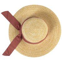 Jaycee Floppy Sunhat -  oatmeal-rust