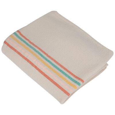 Barrydale Sunbaked Striped Tablecloth