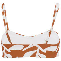 Faith Bikini Top -  orange