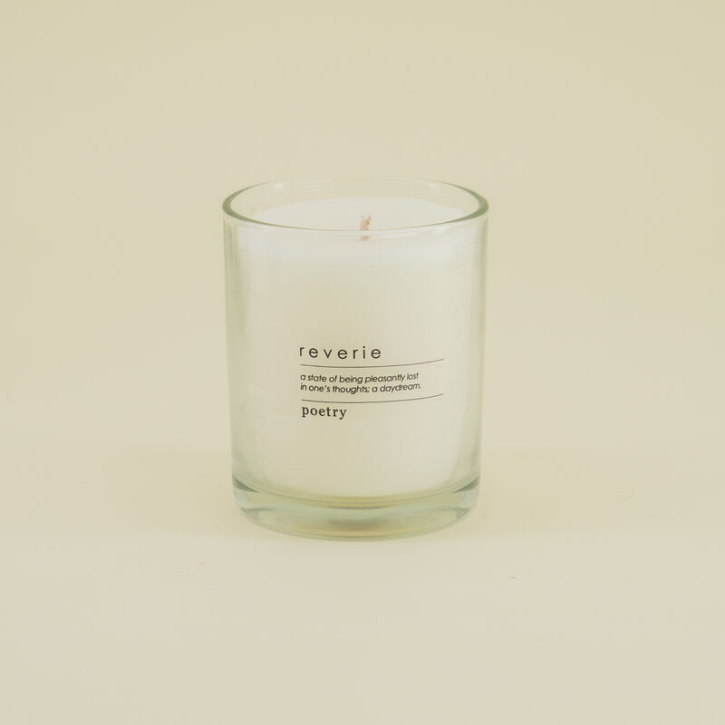 Reverie Candle -  pink
