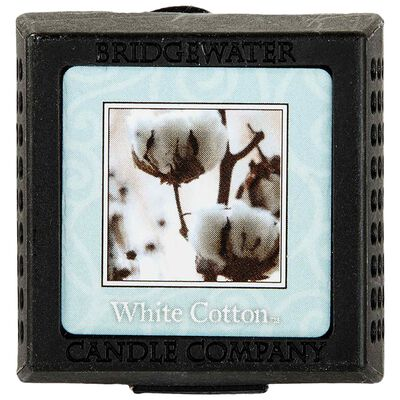 White Cotton Auto Vent
