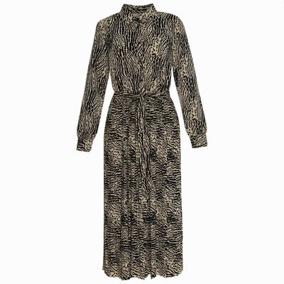 Lola Print Maxi Dress