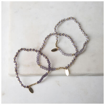 3-piece Beaded Bracelet Set