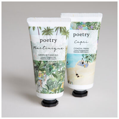 Martinque and Capri Hand Cream Set