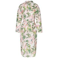 Nicky Tropical Gown -  pink-green