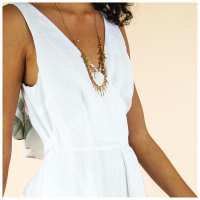 Kari Linen Dress