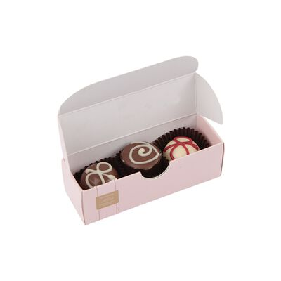 3-Piece Assorted Truffle Box