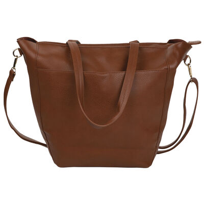 Kaelyn Vegan Leather Tote