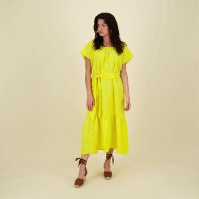 Janie Hem Tiered Dress